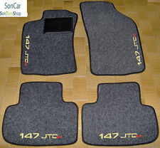 ALFA ROMEO 147 JTDM alfombras de automóviles en terciopelo,Alfombrillas a medida