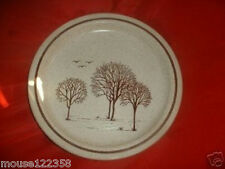 Churchill Staffordshire Trees plate  England