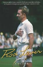 Lk NEW Rod Laver: A Memoir by Rod Laver Hardcover Tennis Biography FREE SHIPPING