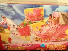 Petra Princess World Carriage New In  Box Great  Find Made By KennerParker