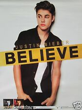 "JUSTIN BIEBER ""BELIEVE"" PROMO POSTER FROM THAILAND - Party Like It's 3012!"