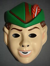 DISNEY PETER PAN HALLOWEEN MASK PVC
