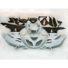 STO Motorcycle New ABS Painted Bodywork Fairing For Ninja ZX 6R 2009 2010 (A)