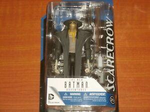 The New Batman Adventures: #20 SCARECROW Action Figure DC Comics Collectibles
