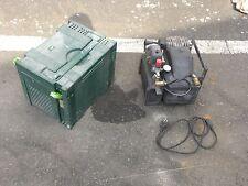 Bau Kompressor Prebena MK 200 mit Systainer für Pressluft Nagler Zimmermann