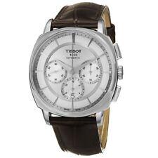TISSOT cinturino in Pelle Cronografo Automatico Orologio chosson TO59.527.16.031.00