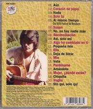 RARE 70s 80'S CD+booklet LUIS FIERRO 1975-1979 CORAZON DE PAPEL nada PEQUEÑA MIA