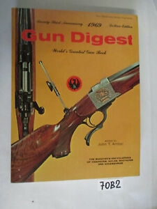 GUN DIGEST 1969 (70B2)