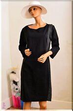 Robe noire et grise H&M grande   taille L  ref  1216121