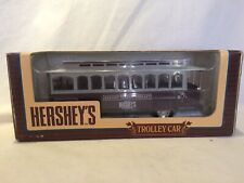 Ertl Hershey's Trolley Car Coin Bank #1324 MINT