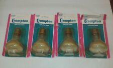 4x NEW Crompton 25W B22 BC 240V Reflector Light Bulb Lamp In Original Packaging