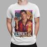 Scarface T-Shirt Tony Montana Al Pacino Retro Movie Poster Miami  Tee 3