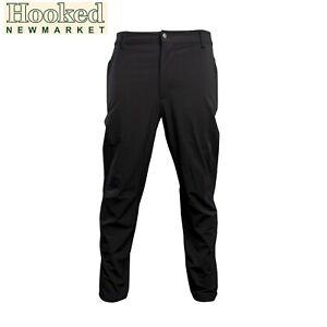 Ridgemonkey APEarel Black & Green Lightweight Trousers *SAME DAY DISPATCH*