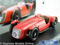 MASERATI A6G.CS MONOFARO MODEL CAR 1947 1:43 SCALE RED IXO ALTAYA RACING K8Q