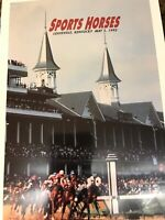 1993 Sports Horses Stamps Of The Triple Crown First Day Issue Louisville