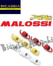 7077 - MOLLE RACING MALOSSI PER FRIZIONE YAMAHA 180 250 400 MAJESTY 300 VERSITY
