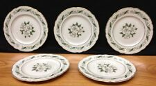 Vogue Old Charleston Bread & Butter Plates (5) EUC