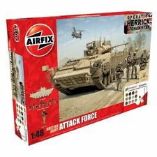 Airfix Airf50161 British Army Attack Force Gift Set 1/48