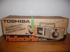 Brand New TOSHIBA Mackenzie Mini RT-SX3