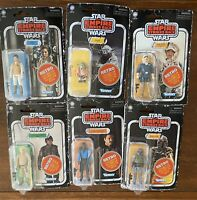 Star Wars Retro Collection Black Series Empire Strikes Back Collection IN HAND