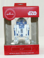 NEW 2020 Hallmark Star Wars The Last Jedi R2D2 Christmas Ornament Keepsake