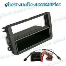 VW Seat Skoda Car CD Stereo Radio Facia Fascia Fitting Kit Adaptor Surround