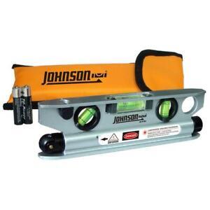 Johnson Magnetic Torpedo Laser Level