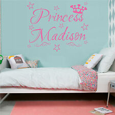 Princess/Fairies Solid Wall Decals & Stickers for Children