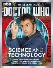 THE ESSENTIAL DOCTOR WHO MAGAZINE - SCIENCE AND TECHNOLOGY