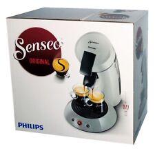 Philips HD7804/70 Senseo Original Kaffeepadmaschine Silber/Grau 1450W
