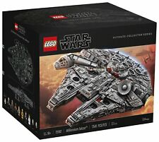 LEGO Star Wars Ultimate Millennium Falcon 75192 Building Kit 7541 Pieces