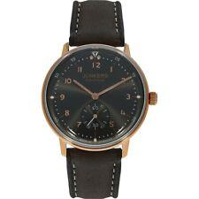 Watch Unisex Junkers Bauhaus  36mm Leather New 1 year warranty