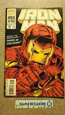 IRON MAN 15 ANNUAL 1994 - MARVEL COMIC US
