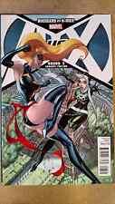 AVENGERS VS X-MEN #3 J SCOTT CAMPBELL VARIANT 1ST PRINT MARVEL (2012) ROGUE