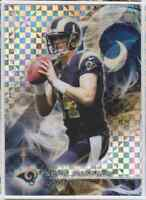 2015 TOPPS PLATINUM XFRACTOR SEAN MANNION RC ST. LOUIS RAMS #147 PARALLEL