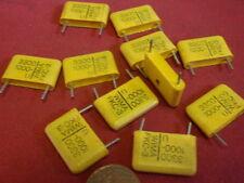Condensatori WIMA fkc-3 3,3nf 1000v bipolare 19x12x4mm RM = 15mm 11x 25561