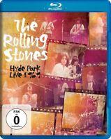 THE ROLLING STONES - HYDE PARK LIVE 1969   BLU-RAY NEU