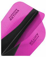 30 Stück - Dart Flights Harrows RETINA X, pink