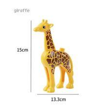 Animal Model Figures Big Building Blocks Kids Educational Toys Free Shipping