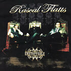 Rascal Flatts Unstoppable 2009 Tour Double Sided size Med TShirt Vtg Country Tee