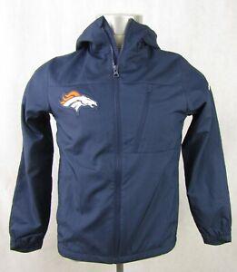 Denver Broncos NFL Nike Youth Full Zip Windbreaker