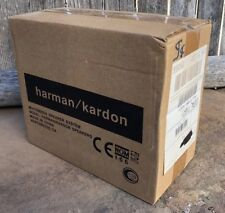 NEW Harman Kardon HK206 Powered Multimedia Wired Computer System Speaker NIB!
