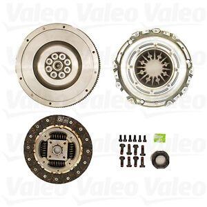 For Audi A6 Allroad Quattro S4 00-05 Turbo Clutch & Flywheel Kit Valeo 52405618