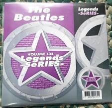 LEGENDS KARAOKE CDG THE BEATLES #135 OLDIES ROCK 17 SONGS YELLOW SUBMARINE CD+G
