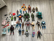 Action Figures Bundle He-Man Thundercats Star Wars Robo Cop And More