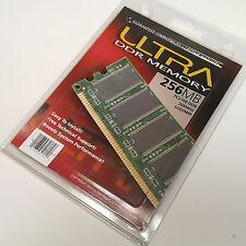 Ultra DDR 256MB 266Mhz SODIMM Laptop Memory RAM