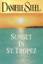 Sunset in St. Tropez by Danielle Steel (2003, Paperb...