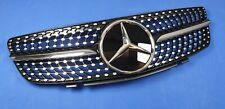Mercedes Benz R230 SL500 grille chrome Diamond SL320 +$50 microfiber towel FREE