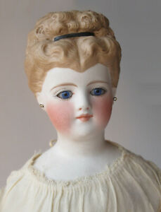 Early Simon & Halbig Lady Doll with Extra Clothes