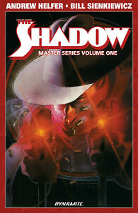 The Shadow TPB Master Series Volume 1 Softcover Graphic Novel